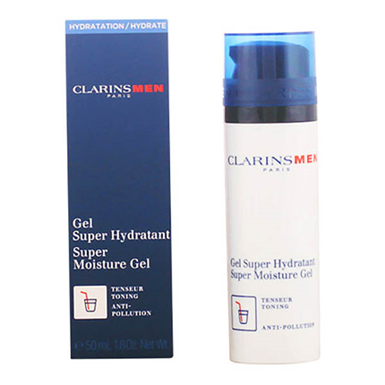 Clarins - MEN gel super hydratant 50 ml