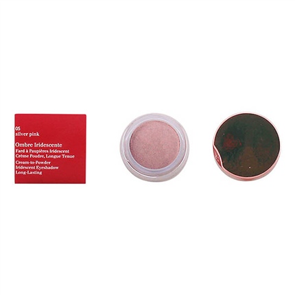 Clarins - OMBRE IRIDESCENTE 05-silver pink 7 gr