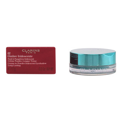 Clarins - OMBRE IRISDESCENTE 02-aquatic green 7 gr
