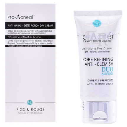 Figs & Rouge - PROACNEAL anti marks duo action day cream 50ml