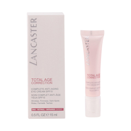 Lancaster - TOTAL AGE CORRECTION SPF15 complete eye cream 15 ml