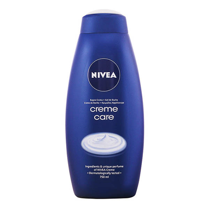 Nivea - CREME CARE shower cream 750 ml