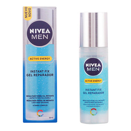 Nivea - MEN ACTIVE ENERGY instant fix gel reparador 50 ml