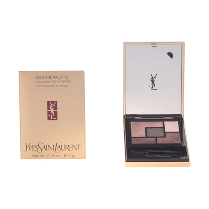 Yves Saint Laurent - COUTURE PALETTE 02-fauve 5 gr